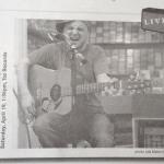 Coast Photo of Taz Records In-Store