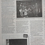 Coast Coverage of Hourglass Class CD Release Show