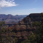 A small part of the Grand Canyon - Northern Arizona